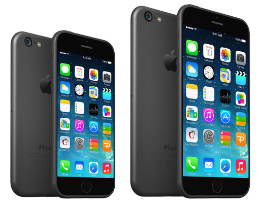Spesifikasi iPhone 6 dan iPhone 6 Plus